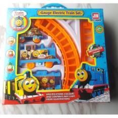 Hình ảnh ► Bộ đồ chơi Tàu hỏa Gauge Electric ◄ - đã bao gồm đường ray uốn lượn siêu tốc
