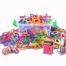 Hình ảnh Bộ đồ chơi xếp hình hơn 400 chi tiết phát triển tư duy cho bé