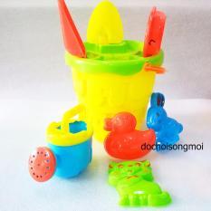 Hình ảnh Bộ đồ chơi xúc cát