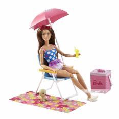 Mã Khuyến Mại tại Lazada cho Bộ Ghế Cắm Trại Dã Ngoại Barbie DXB69