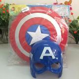 Giá Bán Bộ Khien Mặt Nạ Captain America Nhãn Hiệu Oem