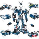 Giá Bán Bộ Lắp Rap Robot Biến Hinh 6In1 Destroyer 1407 Gồm 6 Mo Hinh Nhỏ Ghep Thanh 1 Robot Đồ Chơi Cao Cấp Poki Trong Hà Nội