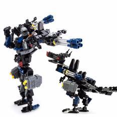 Bán Bộ Lắp Rap Robot Biến Hinh Transformers Gudi Megatron Black Popo Transformers Trực Tuyến
