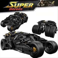 Bộ Lắp Ráp Siêu Xe Tumbler Của Batman By Ltd Shop.