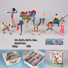 Hình ảnh Bộ Mô Hình One Piece M002