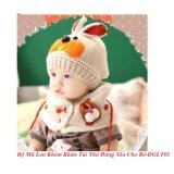 Mua Bộ Mũ Len Khem Khăn Tai Thỏ Đang Yeu Cho Be Dglt01 Mau Kem Trực Tuyến Đồng Nai