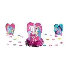 Hình ảnh Bộ Trang Trí Bàn Tiệc Chủ Đề Ngựa Hồng Pony