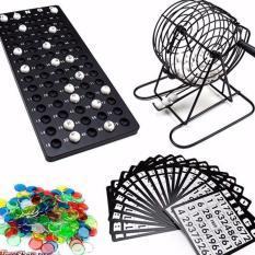 Hình ảnh Bộ Trò Chơi Bingo Loto Lô Tô Vui Nhộn Dịp Lễ Tết