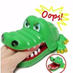 Hình ảnh Bộ trò chơi khám răng cá sấu OEM (Xanh)