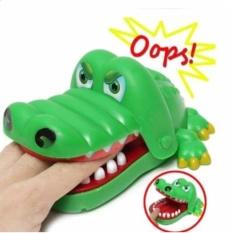 Hình ảnh Bộ trò chơi khám răng cá sấu OEM Xanh (Loại SIZE to)