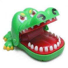 Hình ảnh Bộ Trò Chơi Khám Răng Cá Sấu (Xanh)