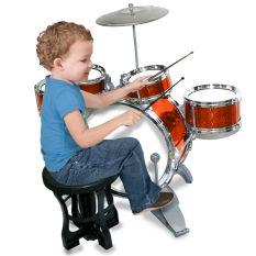 Hình ảnh Bộ Trống Jazz Drum cho bé - loại lớn 5 trống