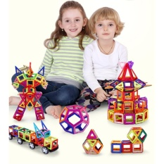 Hình ảnh Bộ xếp hình nam châm magic loại mới 219 chi tiết cho bé thỏa sức sáng tạo