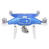 Cửa Hàng Cơ Thể Da Bọc Miếng Dan Decal Cho Dji Phantom 4 Pro Pro Drone Bộ Điều Khiển Quốc Tế Rẻ Nhất