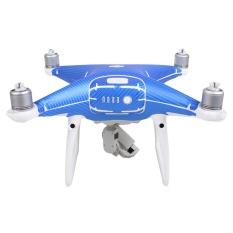Ôn Tập Cơ Thể Da Bọc Miếng Dan Decal Cho Dji Phantom 4 Pro Pro Drone Bộ Điều Khiển Quốc Tế