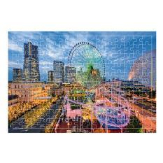 Hình ảnh BolehDeals 150Pieces Kids Adults Mini Jigsaw Puzzles for Patience Dreamy City - intl