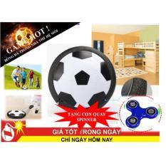 Hình ảnh Bóng đá đĩa trong nhà (Indoor soccer) tặng con quay xả Stress (xanh dương)