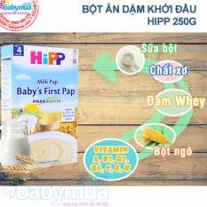 Cửa Hàng Bột Ăn Dặm Organic Hipp Bột Sữa Ăn Dặm Khởi Đầu Al2951 250G Trong Hồ Chí Minh