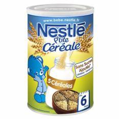 Cửa Hàng Bột Ngũ Cốc Ăn Dặm Nestle 5 Vị Ngũ Cốc Tổng Hợp 6 Thang Trở Len 400G Nestlé Trực Tuyến