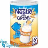 Bán Bột Pha Sữa Nestle Phap Vị Bich Quy Cho Trẻ Tren 6 Thang Tuổi 400G Nestlé Có Thương Hiệu