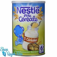 Giá Bán Bột Pha Sữa Nestle Phap Vị Ngũ Cốc Cho Trẻ Tren 6 Thang Tuổi 400G Mới Nhất