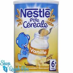Ôn Tập Bột Pha Sữa Nestle Phap Vị Vani Cho Trẻ Tren 6 Thang Tuổi 400G Mới Nhất