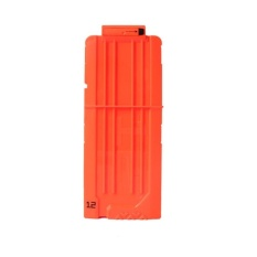 Hình ảnh Bullet Clips Cartridge Holder Clip Hold for Foam Nerf Darts N-Strike Fun Gift - intl