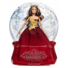 Offer Khuyến Mại Búp Bê Barbie Holiday 2016 DGX98