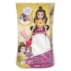 Búp Bê \bBelle Váy đổi Hình Disney Princess Belle's Magical Story Skirt (Mỹ) Khuyến Mãi Sốc
