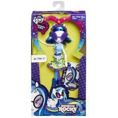 Búp Bê Pony Kỳ Lạ My Little Pony Equestria Girls DJ PON-3 Doll (Mỹ)