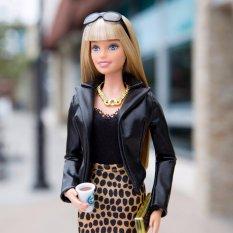 Mã Khuyến Mãi tại Lazada cho Búp Bê The Look Blonde Chính Hãng(Black)