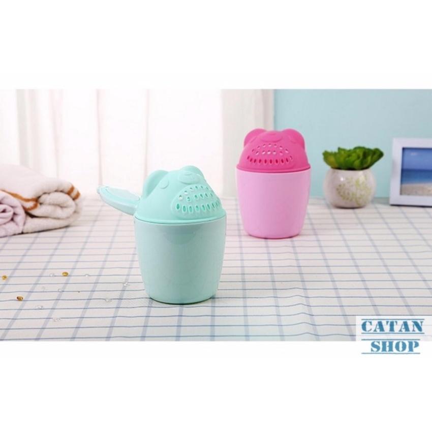Ca Múc Nước Tắm Bé Vòi Sen Cao Cấp Siêu Cute, đồ Chơi Tắm Bé Bb19-Camntb By Catan Shop Bếp Xinh.