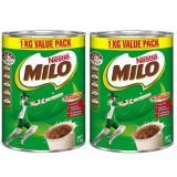 Bán Cặp Đoi Sữa Milo Nestle 1Kg 1 2 Lit Rẻ Nhất