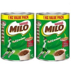 Bán Cặp Đoi Sữa Milo Nestle 1Kg 1 2 Lit Nestlé Trực Tuyến