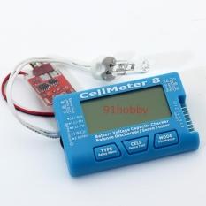 Hình ảnh CellMeter8 AOK 8 s Kỹ Thuật Số Dung Lượng Pin Servo Kiểm Tra-intl