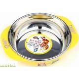 Mã Khuyến Mại Chen Tập Ăn Inox Baby Han Quốc Terra 350Ml 2 Tay Cầm Sk4 Vỏ Ngoai Bằng Nhựa Pp Rẻ