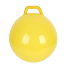 Hình ảnh Children Kids Inflatable Bounce Jumping Hopper Hop Ball (Yellow) - Intl