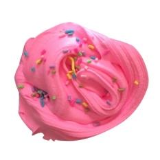 Hình ảnh Chocolate Kids Toy Children Toy Cotton Mud Sludge Toy(Pink) - intl