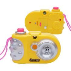 Hình ảnh Nhiều màu sắc Trẻ Em Hoạt Hình Chiếu camera cho bé Trẻ Em Trẻ Em Quà Tặng-intl
