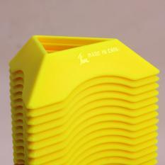 Hình ảnh Com 15 chiếc giá kệ Rubik' (Vàng)
