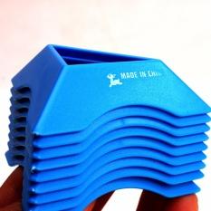 Hình ảnh Com 15 chiếc giá kệ Rubik' (Xanh)