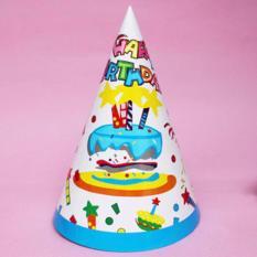 Hình ảnh Combo 10 chiếc mũ tiệc sinh nhật MT10