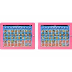 Hình ảnh Combo 2 bộ Máy tính bảng thông minh cho bé học chữ số phép tính và đánh vần