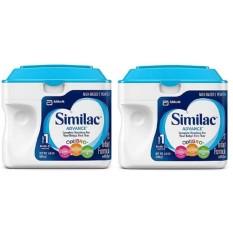 Ôn Tập Combo 2 Hộp Sữa Bột Similac Advance Tối Ưu Hệ Miễn Dịch Cho Be Từ 12 Thang 658G Của Mỹ Similac