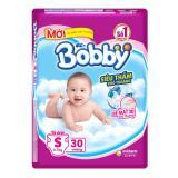 Ôn Tập Tốt Nhất Combo 2 Tui Ta Dan Bobby Size S Sieu Thấm 30 Miếng Cho Be Dướii 7Kg