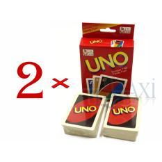 Hình ảnh Combo 2 x Bộ bài Uno Giấy cứng Legaxi UNO2