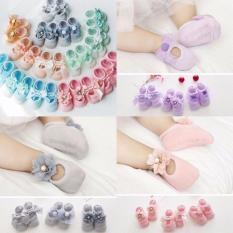 Combo 3 đôi tất dáng giầy cho trẻ sơ sinh