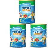 Mua Combo 3 Hộp Nuvita Grow 3 900 Gr Dinh Dưỡng Đặc Chế Phat Triển Chiều Cao Tối Đa Cho Trẻ Từ 3 Tuổi Trở Len Trực Tuyến Hà Nội