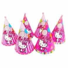 Hình ảnh Combo 5 chiếc mũ tiệc sinh nhật MT05
