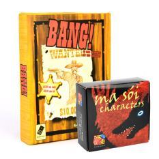 Hình ảnh Combo BANG! & Ma sói characters